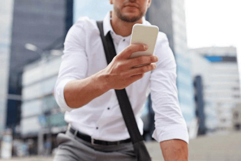 Mobilidade corporativa em dispositivos móveis