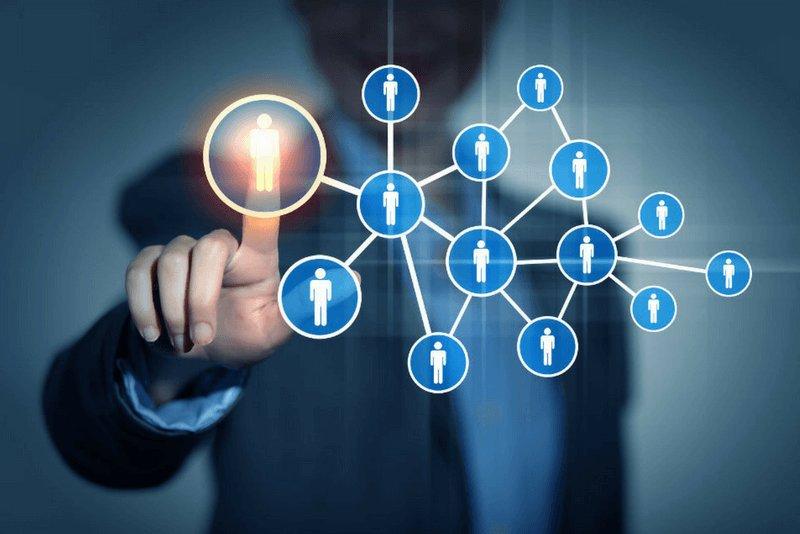 Conceito de marketing de serviços para sua empresa
