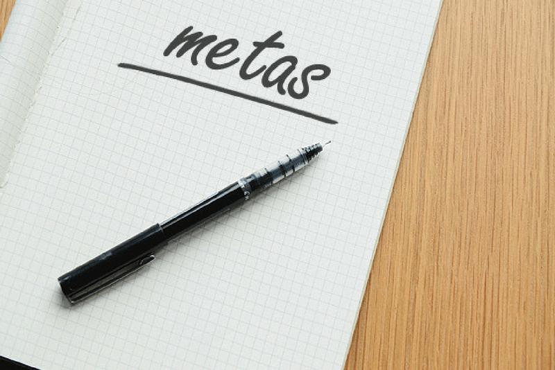 Metas e objetivos: como definir