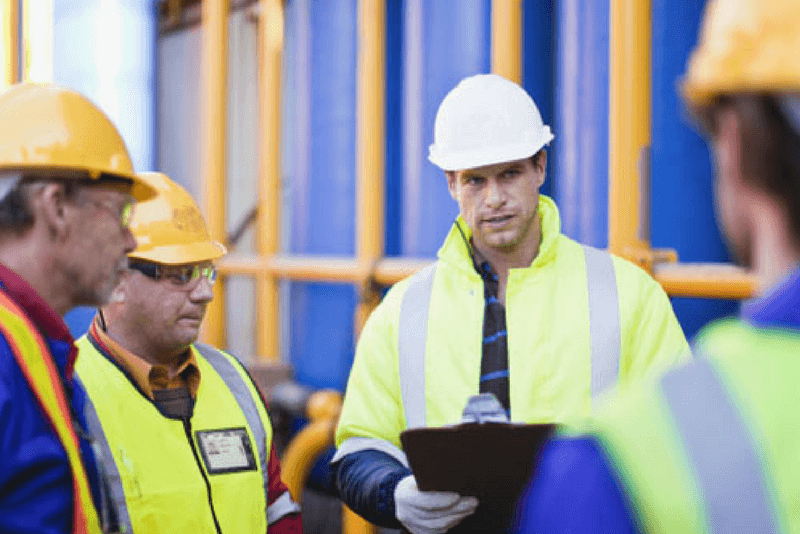 Segurança no trabalho e saúde ocupacional para equipe externa