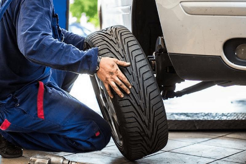 Quanto tempo dura um pneu de carro de frota?