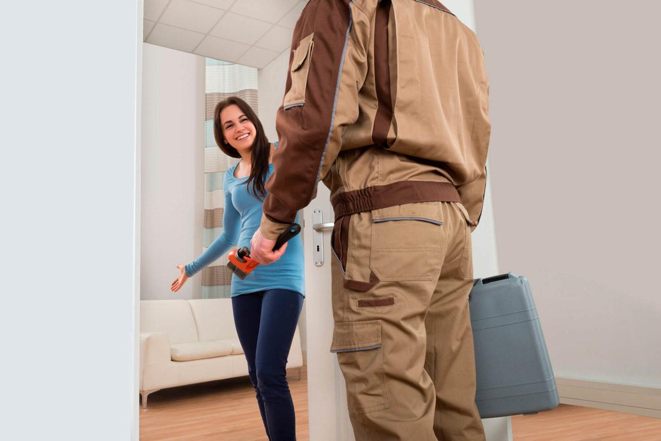 Trabalho de equipe externa: ofereça segurança