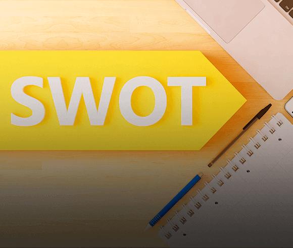 O que é uma matriz SWOT e como aplicá-la