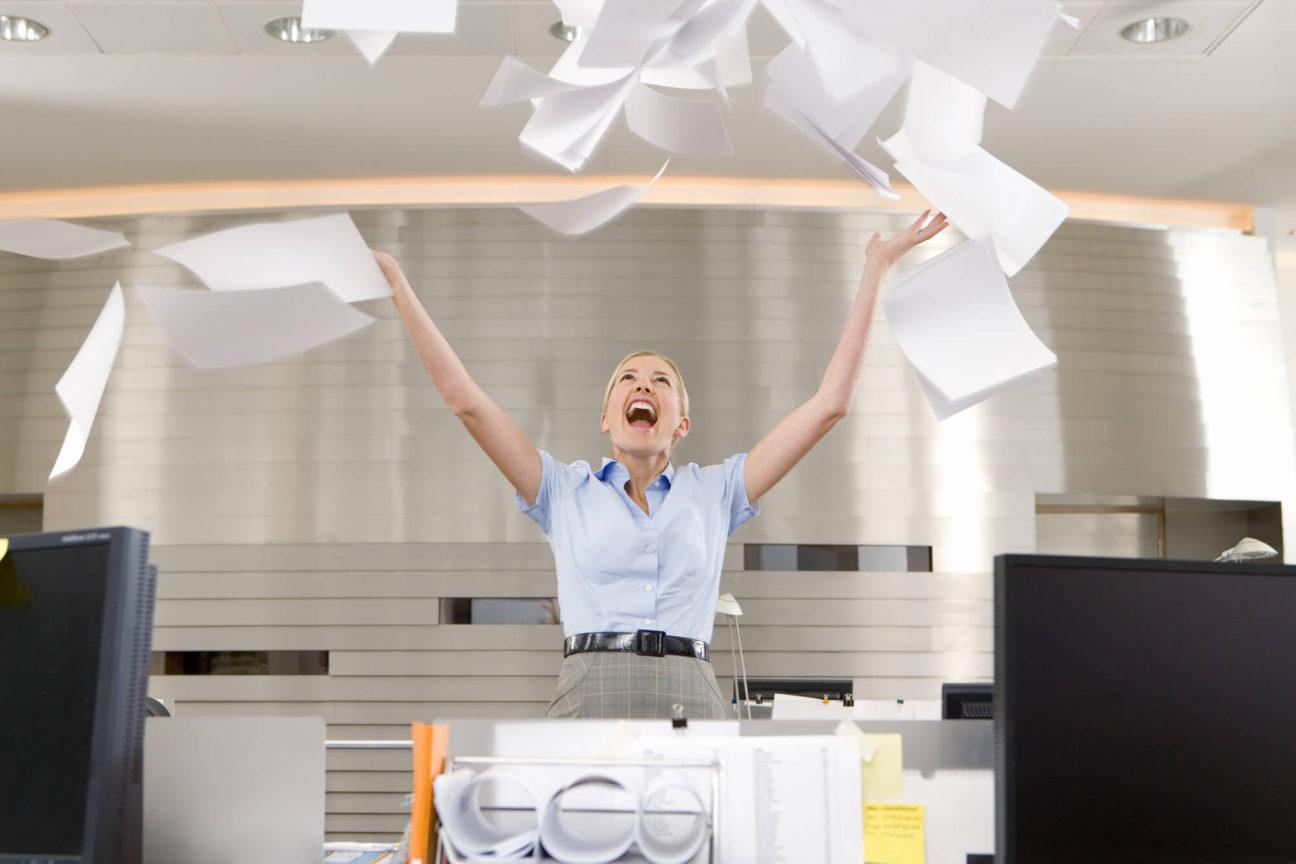 Programa de ordem de serviço: elimine o gasto com papel