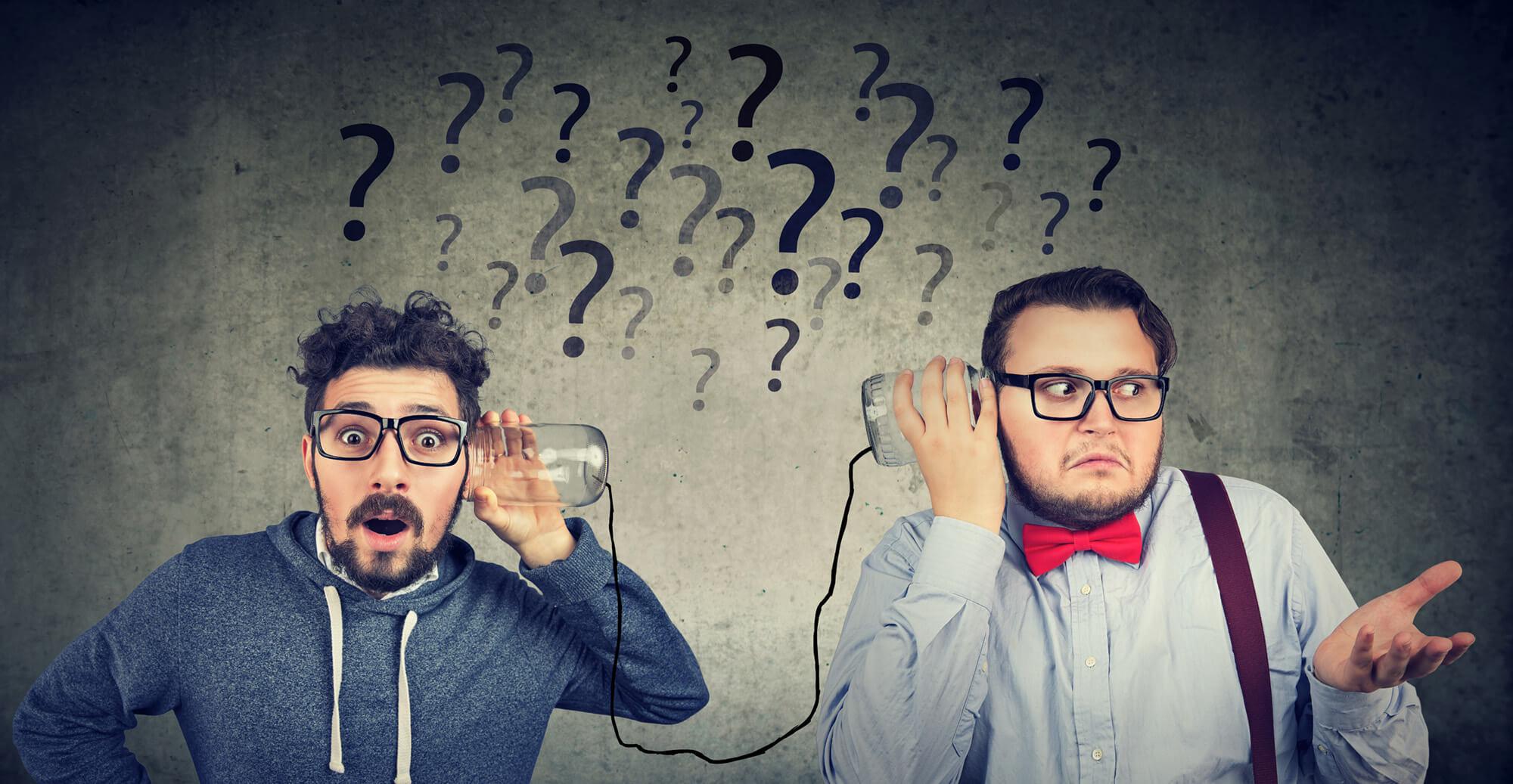 falhas de comunicação nas empresas