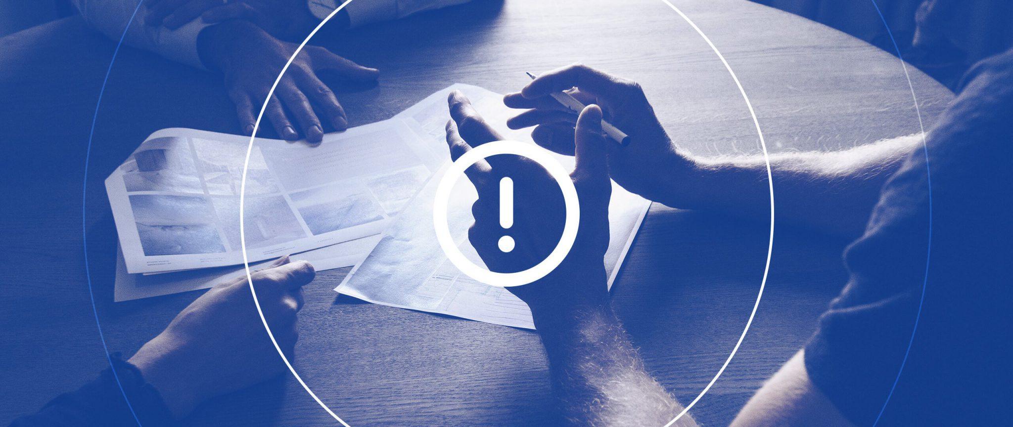 5 tipos de falha na prestação de serviço