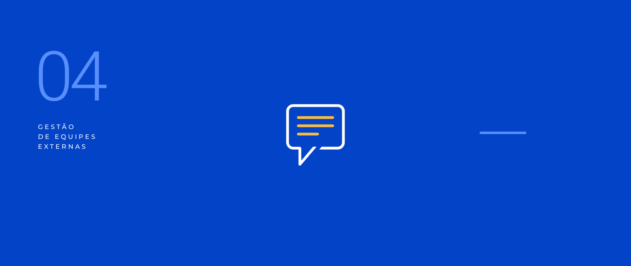 Gestão de equipes externas: Comunicação no ambiente de trabalho