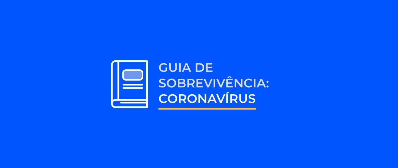 Gestores de manutenção contra coronavírus no Brasil