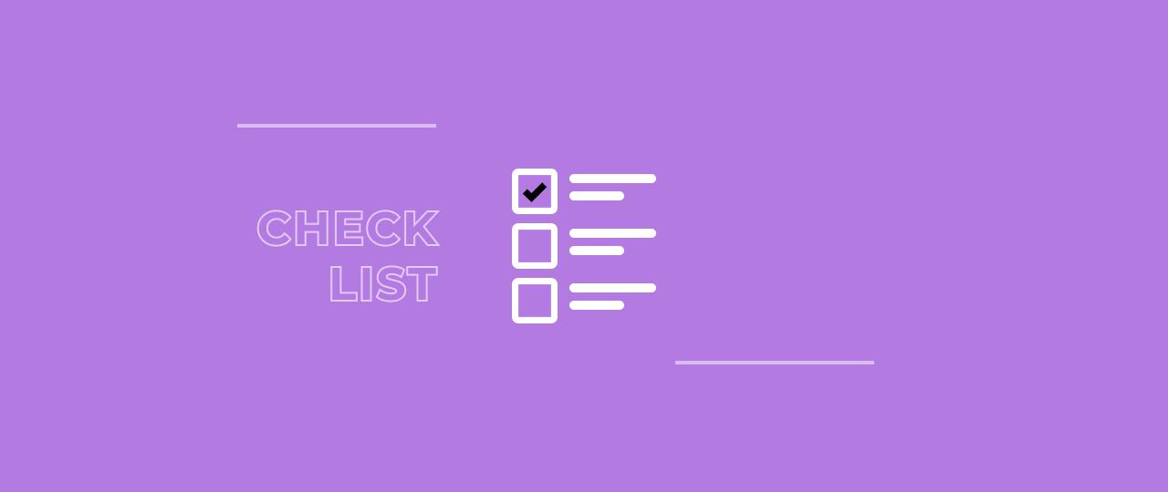Modelo de checklist: qual o melhor para prestação de serviços?